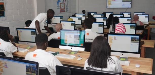 Inclusion digitale : Le deuxième ''Orange Digital Center'' d'Afrique et du Moyen-Orient ouvre ses portes à Dakar