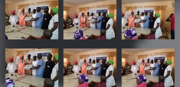 [Photos] Dépistage du cancer à Dagana : Le défi de la pérennisation