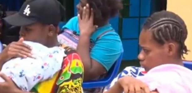 19 femmes enceintes libérées d'une «usine à bébés» destinés à être vendus