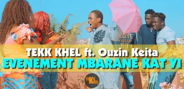 Tekk Khel - Événement Mbarane Kat Yi ft. Ouzin Keïta (Sketch Officiel)