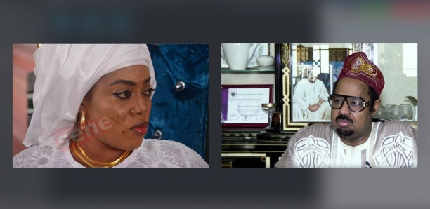 Ahmed Khalifa Niass parle de Sokhna Aïda Diallo et des rumeurs qui…