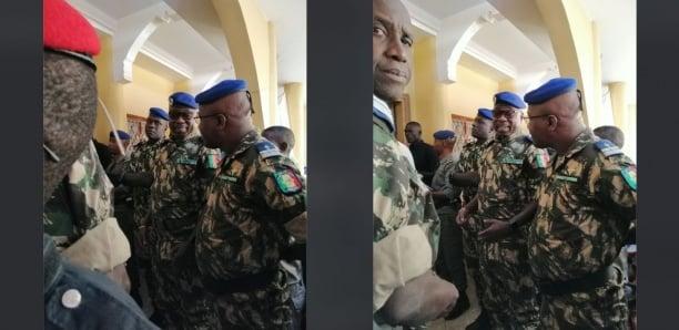 [Photos] Visite du Général Cheikh Sène au Khalife général des Tidianes
