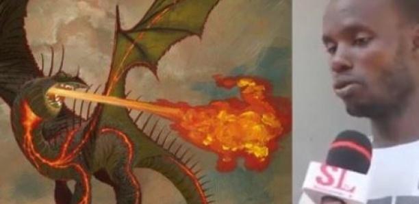 Ndiaye Dragon est devenu une star au Sénégal : la preuve