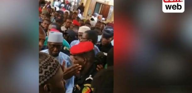 Gamou 2019 : Bousculades à la sortie du Khalife général des Tidianes