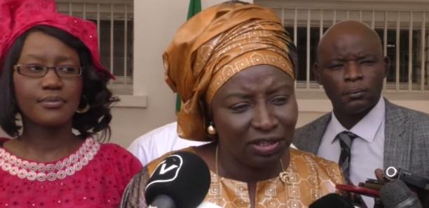 CESE : Mimi Touré peine à faire respecter le temps de parole