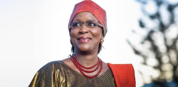 Tivaouane : Amsatou Sow Sidibé reçue par Serigne Babacar Sy Mansour