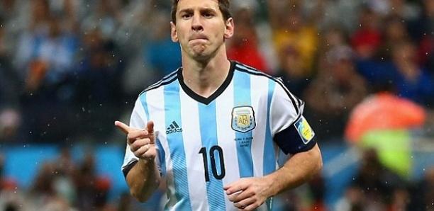 Lionel Messi suspendu un match après son expulsion en Copa America