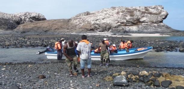 Iles de la Madeleine : Le site du parc fermé aux visiteurs