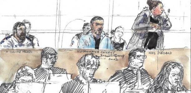 Attentat raté de Notre-Dame: jusqu'à 30 ans de prison pour les femmes jihadistes
