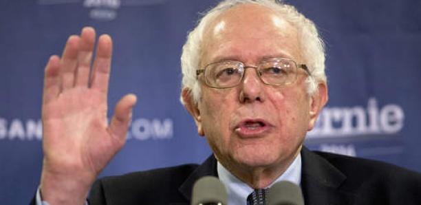 Bernie Sanders suspend sa campagne à cause d'une opération