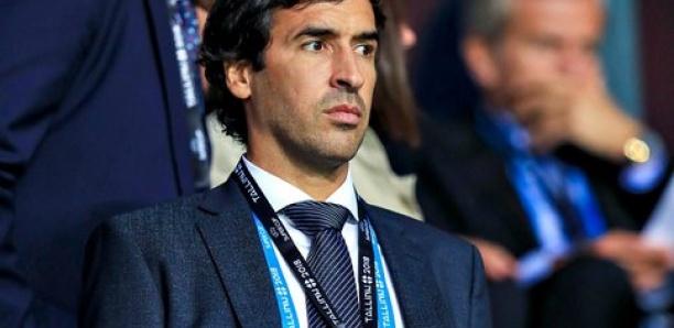 Raul candidat à la succession de Zidane