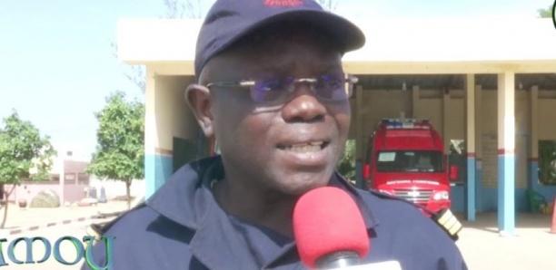 Gamou 2019 - Un accident fait 4 blessés entre Kébémer et Tivaouane