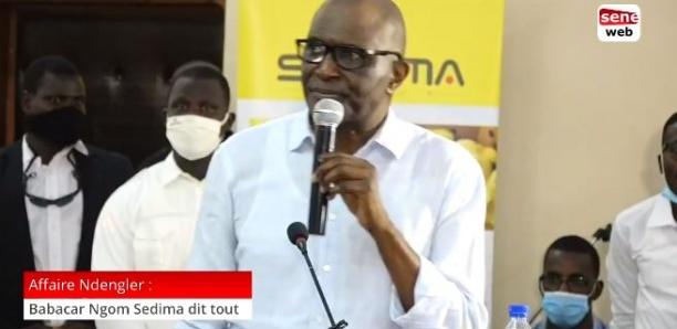 Ambition politique : La réponse de Babacar Ngom