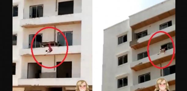 Cité Keur Gorgui : Un homme chute du 5e étage