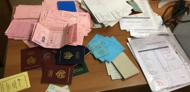 Trafic de nationalité sénégalaise : 5 individus arrêtés