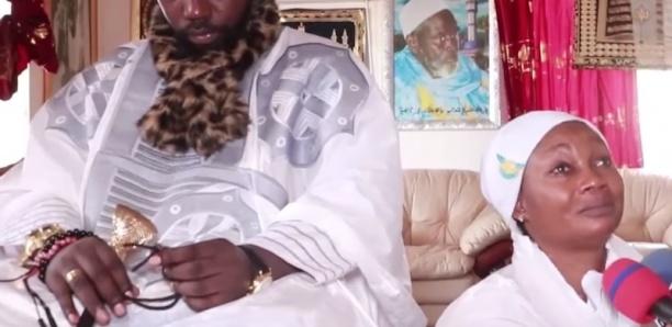En larmes, une patiente soignée gratuitement chez Thierno M. Sow met fin aux rumeurs