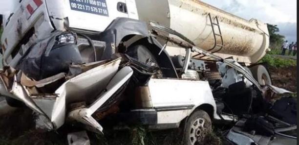 ACCIDENT GRAVE DE KALEANE:  Le chauffeur du camion s'explique
