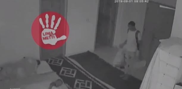 Sacré-coeur : un voleur entre dans un Daara et s'empare de tous les portables des fidèles en quelques secondes