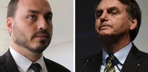 Brésil: excuses d'un fils Bolsonaro pour avoir tweeté à la place de son père