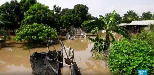 Une crise humanitaire menace la Centrafrique, après des inondations sans précédent