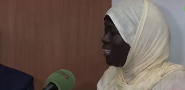 Fatu Jagne, une jeune Gambienne, raconte le calvaire de l'esclavage au Koweït