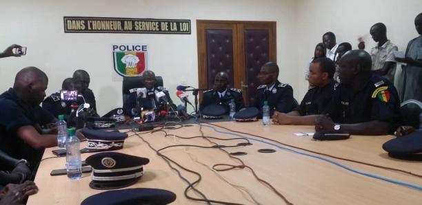 Magal 2019 : La police déploie 2538 agents