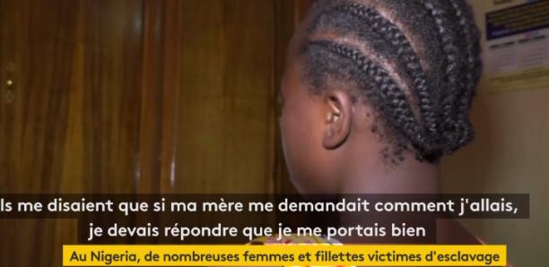 Au Nigeria, de nombreuses femmes et fillettes victimes d'esclavage