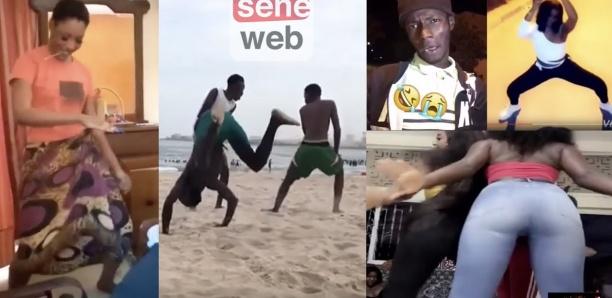 Sexys ou drôles, Snap ou Tik Tok: Videos challenges, la nouvelle tendance