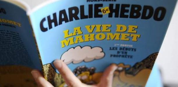 Charlie Hebdo n'a pas sa langue dans sa poche et provoque un tollé