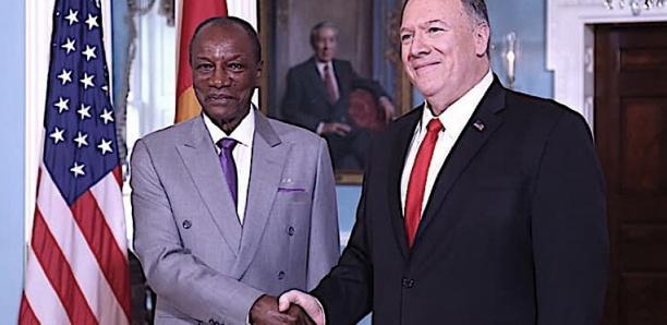 Guinée : Les États-Unis exhortent Alpha Condé à respecter la loi