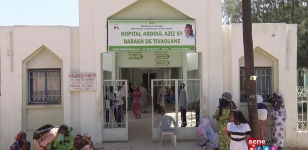 [REPORTAGE DU JOUR] Tivaouane : L'hôpital Mame Abdou dans le