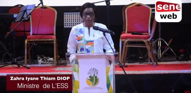 Salon tournant de l'Ess : Zahra Iyane Thiam Diop réussit le pari de l'organisation