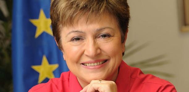 Kristalina Georgieva, candidate au forceps de l'Union européenne au FMI