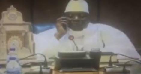 défaite de yaya jammeh