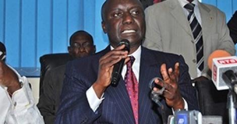 Idrissa Seck : « Macky Sall est incompétent »