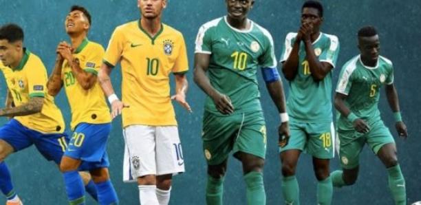 Brésil-Sénégal : Voici le Onze des Lions