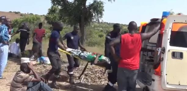 ACCIDENTS GAMOU : Le bilan passe à 4 morts