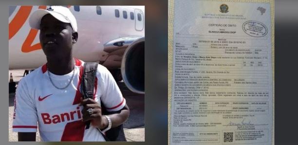 Brésil : Un Sénégalais retrouvé mort noyé