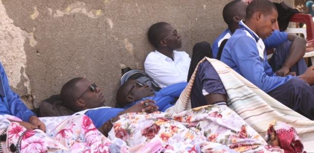 Inseps de Dakar : Les grévistes de la faim déterminés à poursuivre le combat [vidéo]