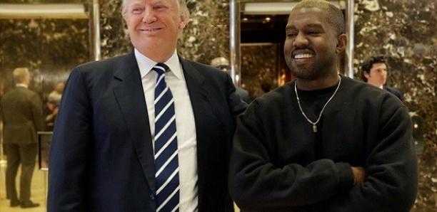 Kanye West se déclare candidat à la présidence des États-Unis