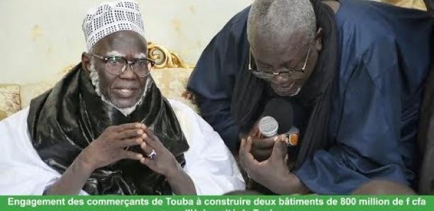 Université de Touba: Les commerçants s'engagent à construire 2 bâtiments de 800 millions