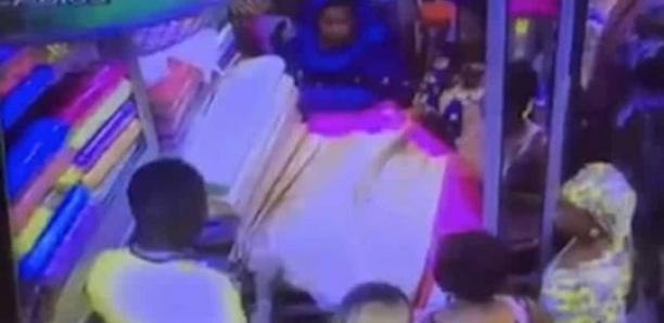 Tabaski : Des « Driankés » voleuses de tissus arrêtées au marché HLM