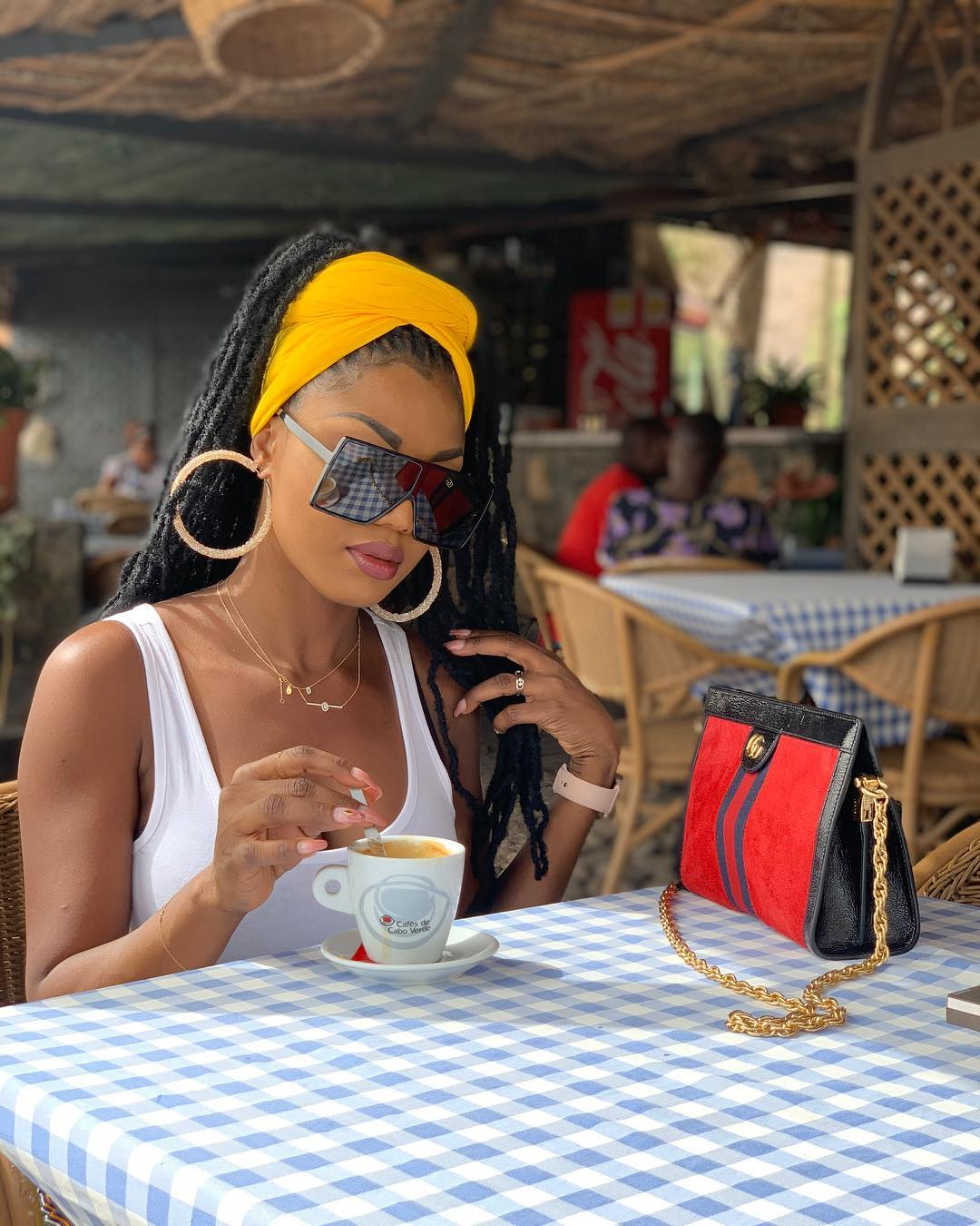 le mannequin ivoirien Nina Kacou est décédée