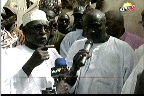 [ Video ] Serigne Mbaye Sy à Macky Sall :