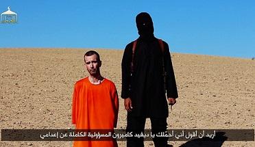 L' Etat Islamique Annonce La Mort De L'otage Britannique David Haines