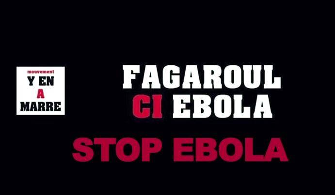 Stop Ebola, Sénégal (y En A Marre)