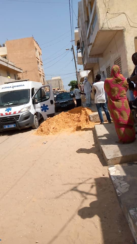 Cas positif Pikine 04 - Senenews - Actualité au Sénégal, Politique, Économie, Sport