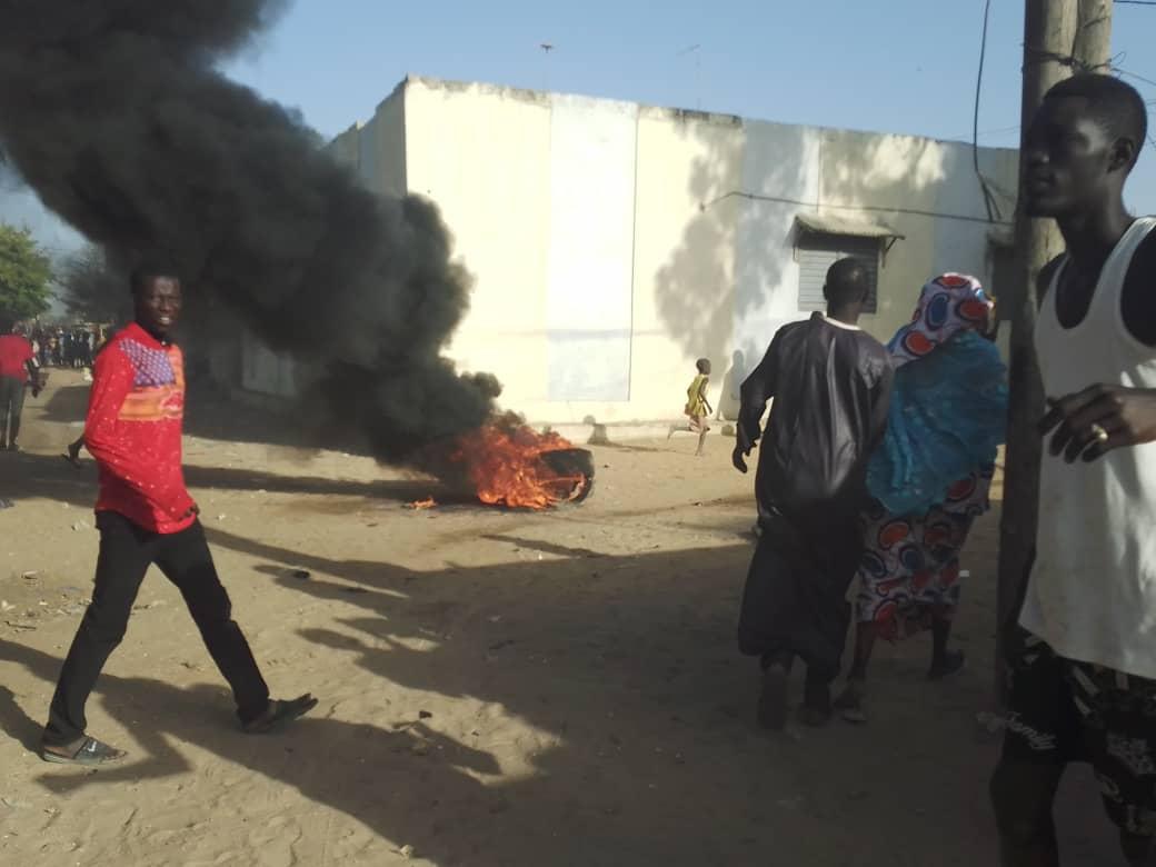 Manif pecheurs Mbour 02 - Senenews - Actualité au Sénégal, Politique, Économie, Sport