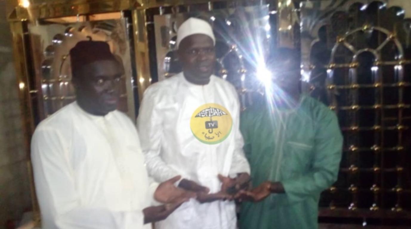 khalifa sall tivaouane 01 - Senenews - Actualité au Sénégal, Politique, Économie, Sport