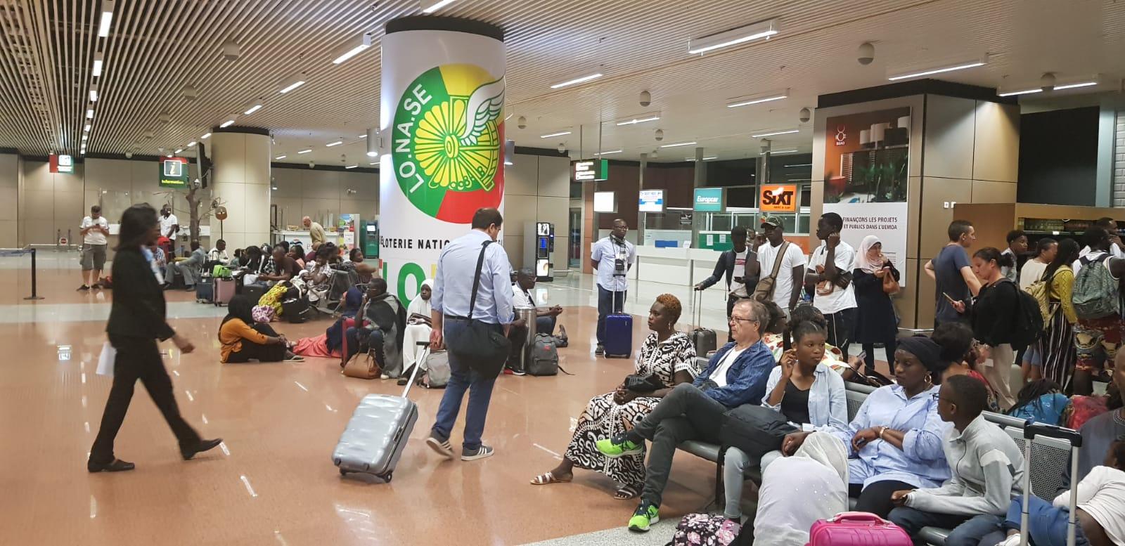 passagers RAM 00 - Senenews - Actualité au Sénégal, Politique, Économie, Sport